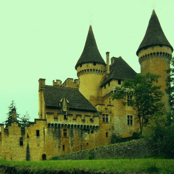 Château de Puymartin à Sarlat
