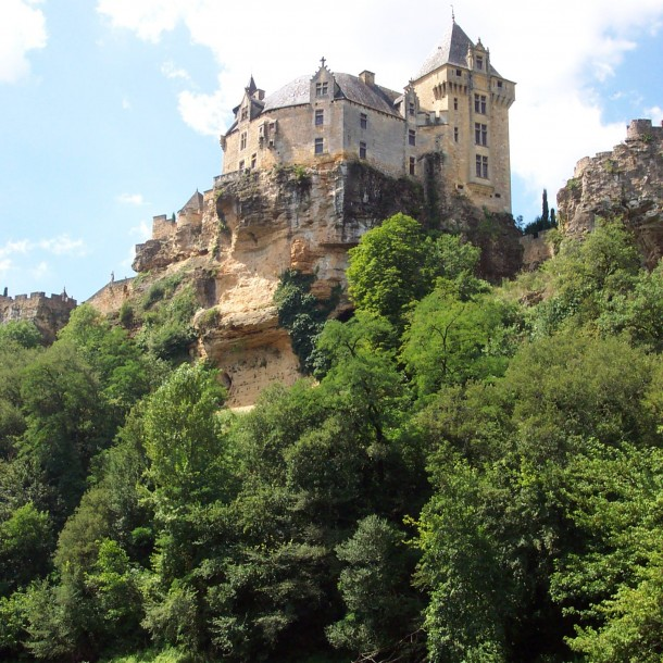 Chateau en Dordogne