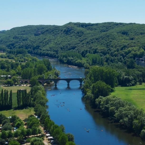 Fleuve Dordogne
