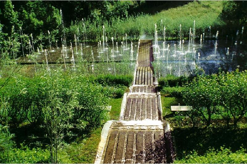 Jardin de l'Imaginaire à Terrasson