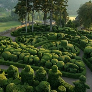 Jardins de Marqueyssac