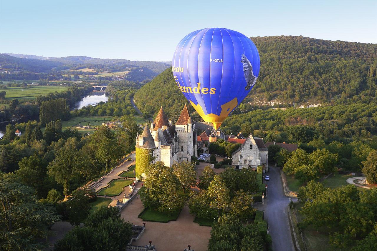 Montgolfière Dordogne