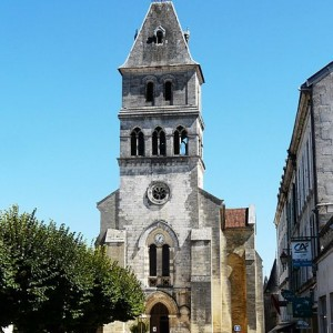Perigord Vert - Eglise de Thiviers