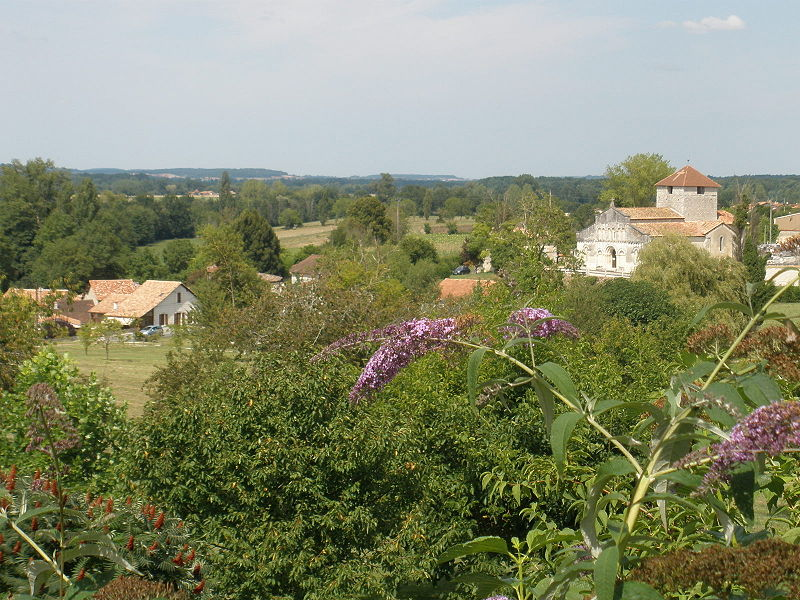 Perigord Vert - Saint Aulaye
