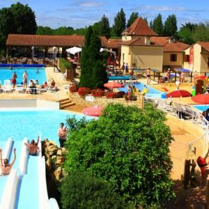 Aquapark en Dordogne