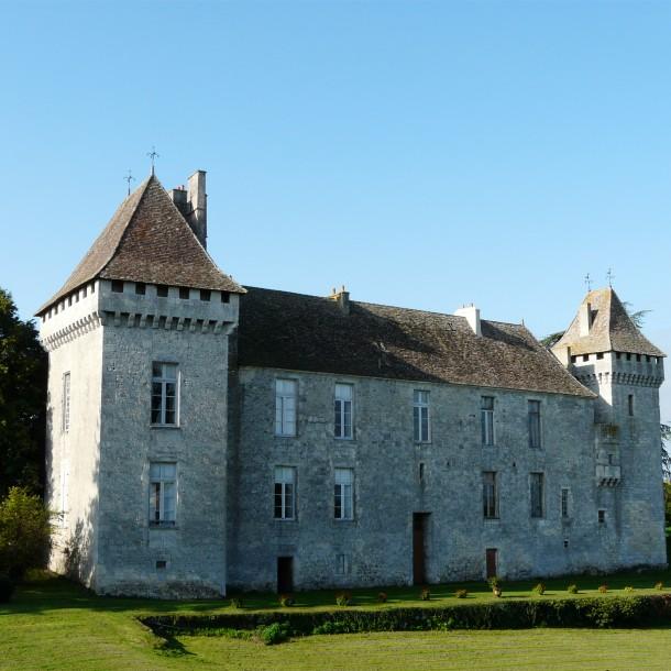chateau de Gageac