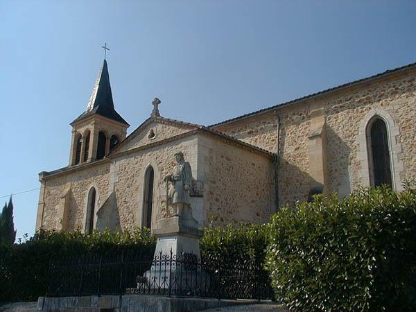 Eglise Lembras