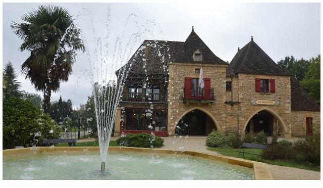 « La ferme du Bournat » ou « Le village du Bournat »