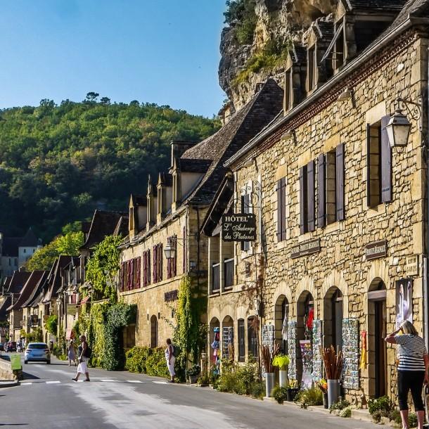 Village du Périgord